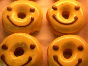 Happy donuts!