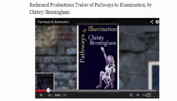 Pathways to Illumination Video Screen