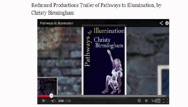 Pathways to Illumination Video Screen