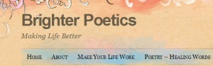 Brighter Poetics written by Charlene Woodley