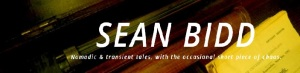 Sean Bidd blog header