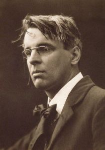 Profile photo of poet Yeats