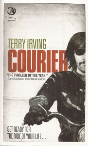 The book Courier written by Terry Irving