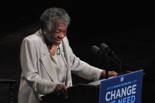 Remembering Poet Maya Angelou