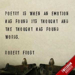 Poet, Quote, Aha