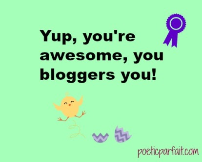 Blogging is awesome