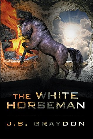 Cover of the Fantasy Book The White Horseman