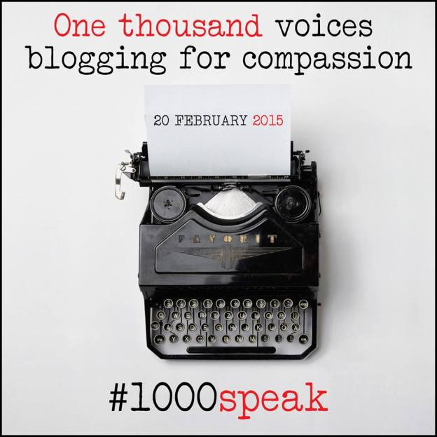 1000 voices speak up for compassion