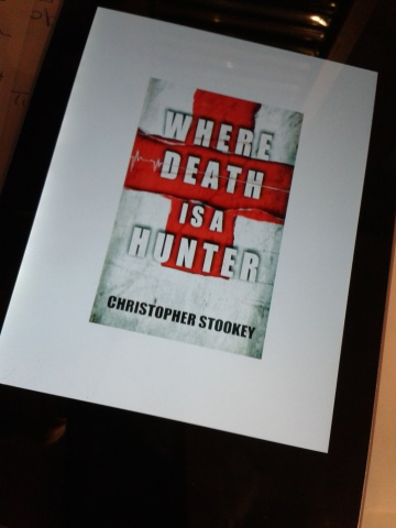Where Death is a Hunter book cover