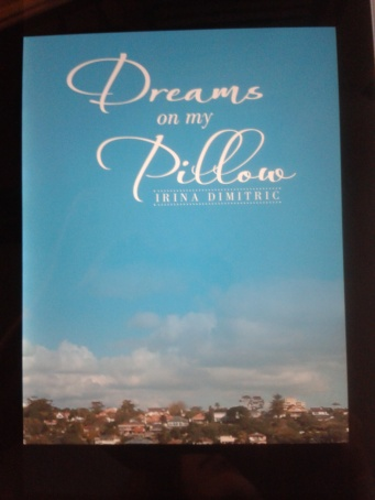 Poetry Book Dreams On My Pillow