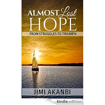 Almost Lost Hope Book Cover