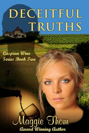 Cover of Deceitful Truths