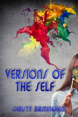 Poetry Book Cover Versions of the Self