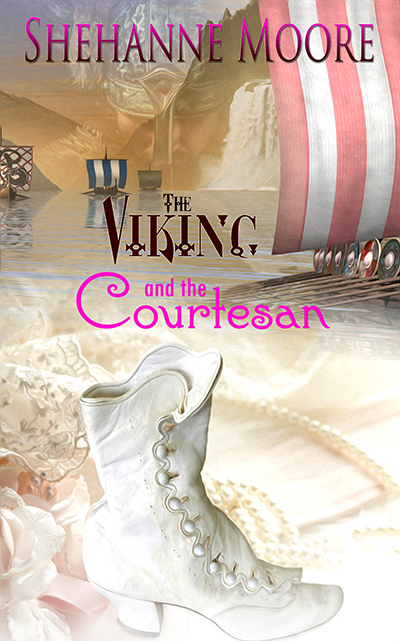 The Viking and the Courtesan by Shehanne Moore