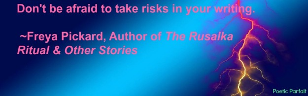 Quote about Risks in Writing