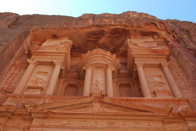 A haiku about Petra in Jordan